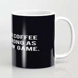 Brow game Coffee Mug