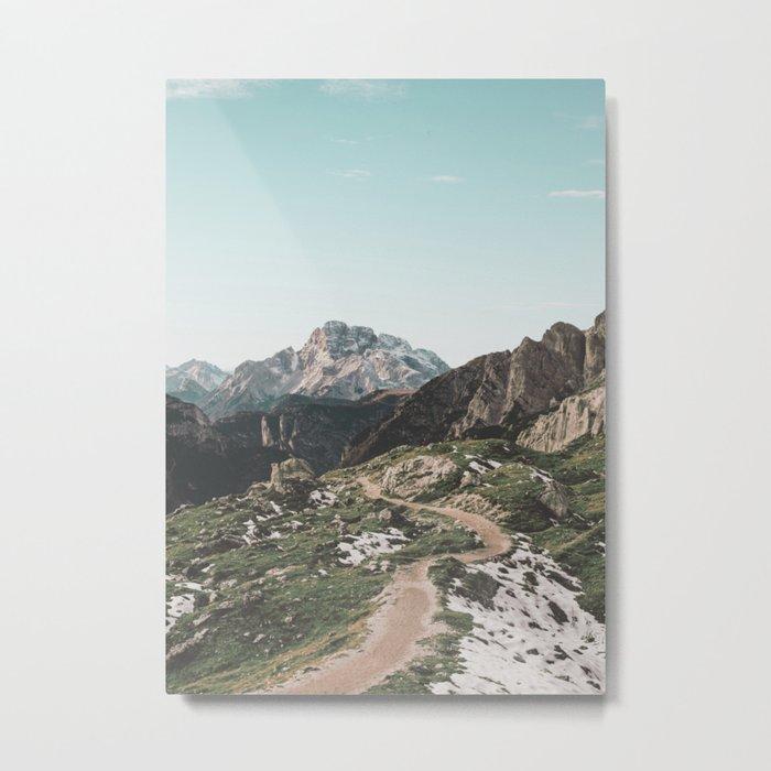 Italian Dolomites II Metal Print