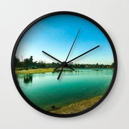 Emerald Creek Wall Clock