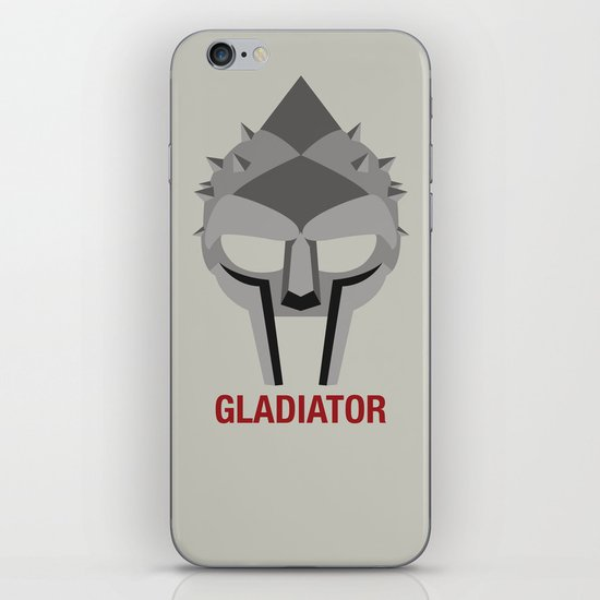 GLADIATOR iPhone & iPod Skin
