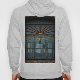 The Gate to Valhalla Hoody
