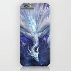 White Crystal Dragon Slim Case iPhone 6s