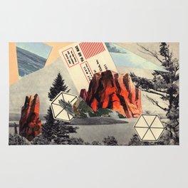 Mt. Red Rug