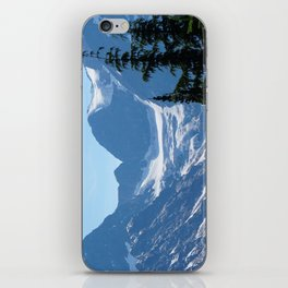 Alpine Blues pt 2 iPhone Skin