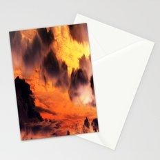 Golden Sky Stationery Cards