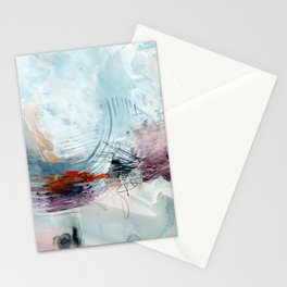 Poetry in Motion Stationery Cards