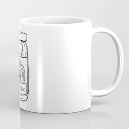 Pickle Rick Coffee Mug