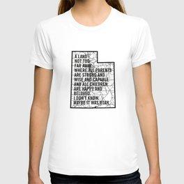Raising Arizona - Maybe It Was Utah T-shirt