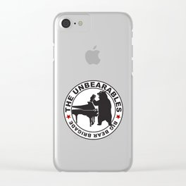 The UnBearables Clear iPhone Case