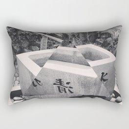 Clear Water Rectangular Pillow