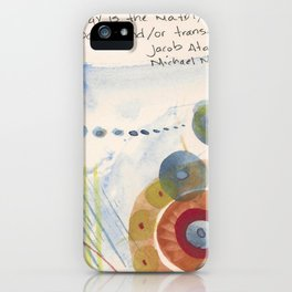 atabet iPhone Case