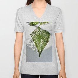 Leaf Light II Unisex V-Neck