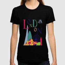 London Belle Epoque 2 T-shirt