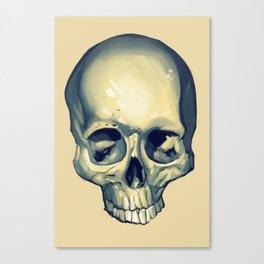 Bone Dude Canvas Print