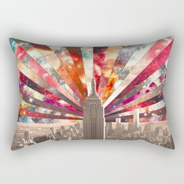 Superstar New York Rectangular Pillow