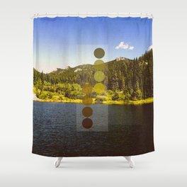 Bliss~~ Shower Curtain