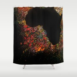 Motherland Magic Shower Curtain
