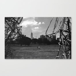 Manhattan: One World Trade Center Canvas Print
