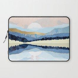 Winter Reflection Laptop Sleeve
