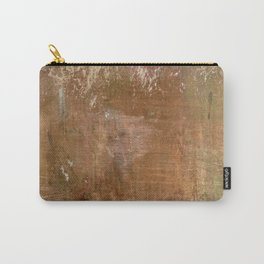 Seppia Copper Carry-All Pouch