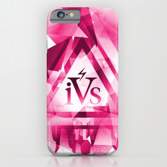 iPhone 4S Print - Pink iPhone & iPod Case
