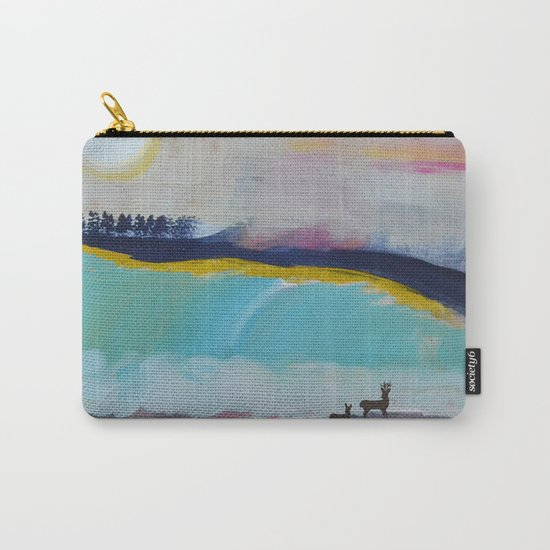 Into the Dawn Carry-All Pouch