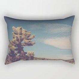Cholla Cactus Garden II Rectangular Pillow
