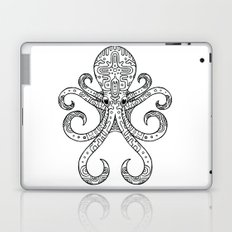 Mandarin Dragonet Octopus Laptop & iPad Skin