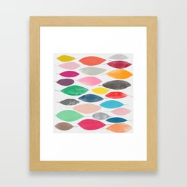 float 3  Framed Art Print