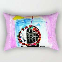 TRANSFORMATiON GATE Rectangular Pillow
