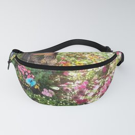 Glorious Garden Photos by Nancy Sharp Fanny Pack