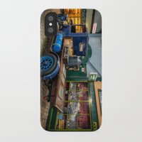truck iPhone & iPod Cases featuring Vintage Truck by Adrian Evans