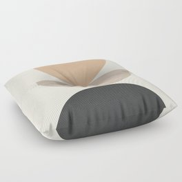 Geometric Modern Art 31 Floor Pillow