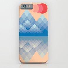 Minimalistic Mountain iPhone 6s Slim Case