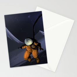 Deadguy Moonpatrol Stationery Cards