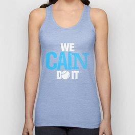 We Cain Do It Unisex Tank Top