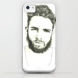 Beards iPhone Case