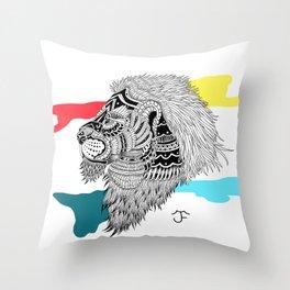 HAKUNA LION Throw Pillow