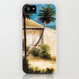 Patois iPhone Case