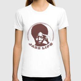 Nina Simone Jazz Life T-shirt
