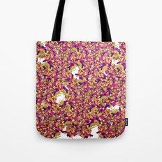 Color pieces Tote Bag