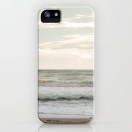 Agios Gordios beach at Corfu island, Greece iPhone Case