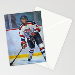 Alex Pelletier: Central Penn Panthers  Stationery Cards