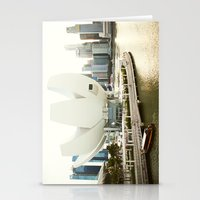 singapore Stationery Cards featuring Singapore by Jeremiah Wilson