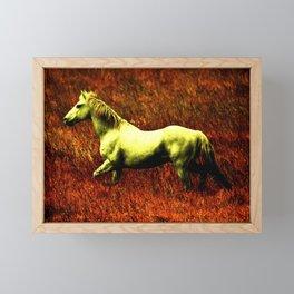 MAGICAL HORSE Framed Mini Art Print