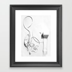 Your Entertainment  Framed Art Print