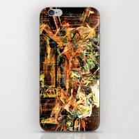 nirvana iPhone & iPod Skins featuring Nirvana by 2700art