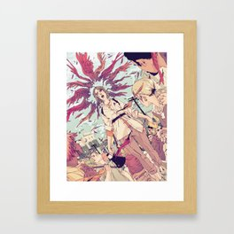 The Activist Framed Art Print