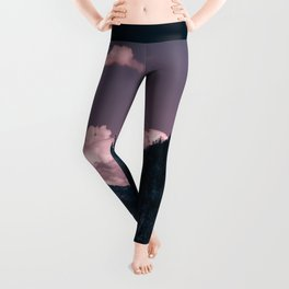 Thoughts Awakening Leggings