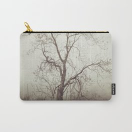 """"""" Talking to the trees"""". Into the woods. Carry-All Pouch"""